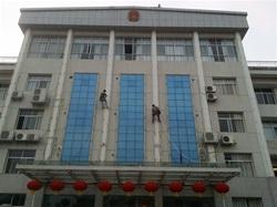炎陵县政府办公楼亮化工程安装.jpg