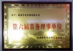 装饰协会-奖牌